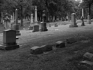 What's the Difference Between a Graveyard and Cemetery?