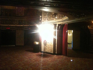 The Tradition of the Fox Theater's Ghost Light and Haunting.