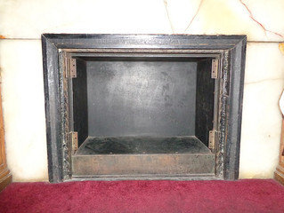 Safes Hidden in the Fireplaces?  Only at the Lemp Mansion
