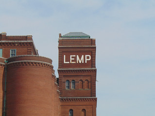 The Attempt of the International Shoe Company to Erase the Lemp Legacy.