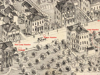 Lost Lemp Buildings of St. Louis (Part 2), The First Lemp Mansion