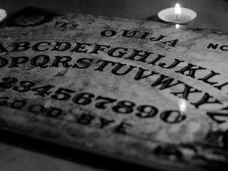Ouija Boards, Evil Spirits, and Fear