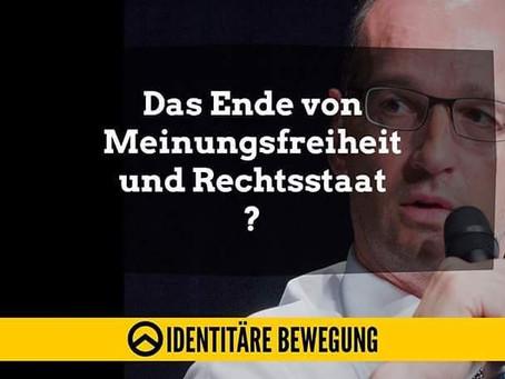 NEIN! Zum neuen Polizeiaufgabengesetz in Bayern