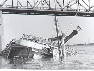 The Forgotten Shipwrecks of the St. Louis Riverfront