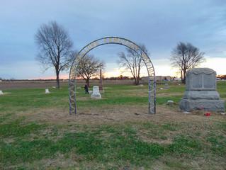 The Haunted Odd Fellows Cemetery in Granite City, Illinois