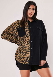 Animal print Miss Guided