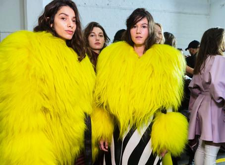 Line-up Semanas de moda feminina Verão 2021/22 - Londres
