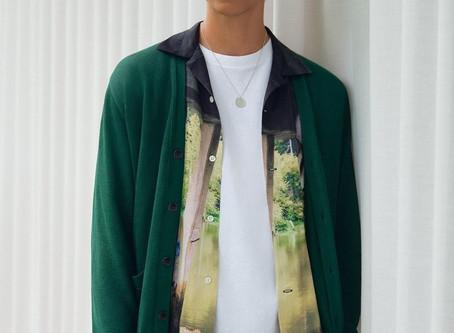 Verdes para o masculino