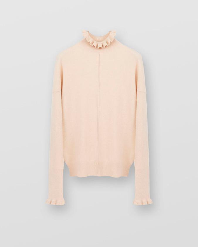 Modelo de blusa Chloé