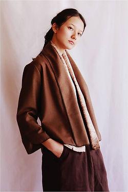 Tellen short coat