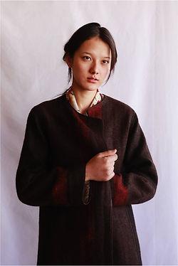 Purig long coat