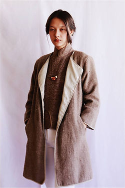 Gharkhil long coat