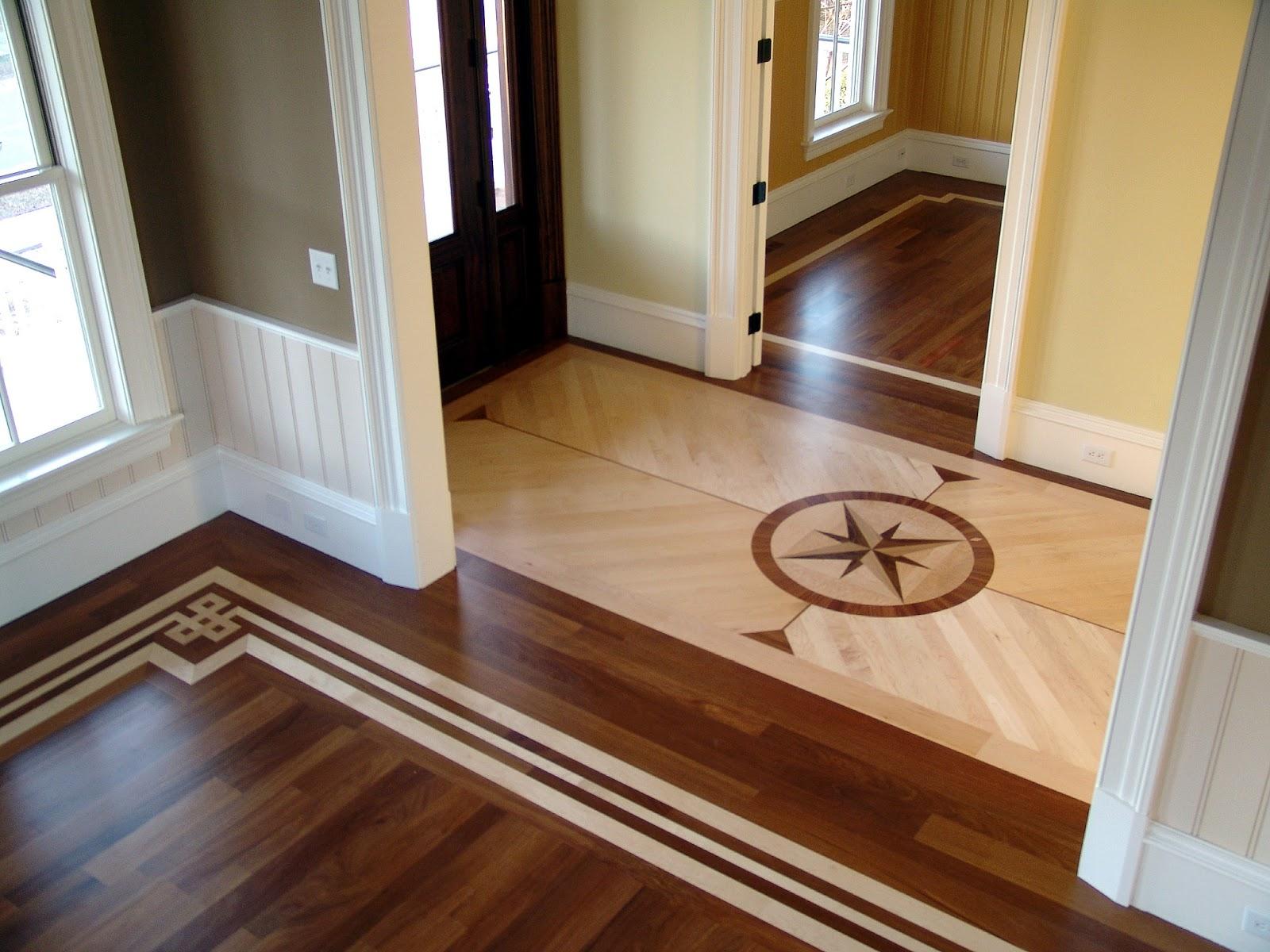 Formal Hardwood Flooring