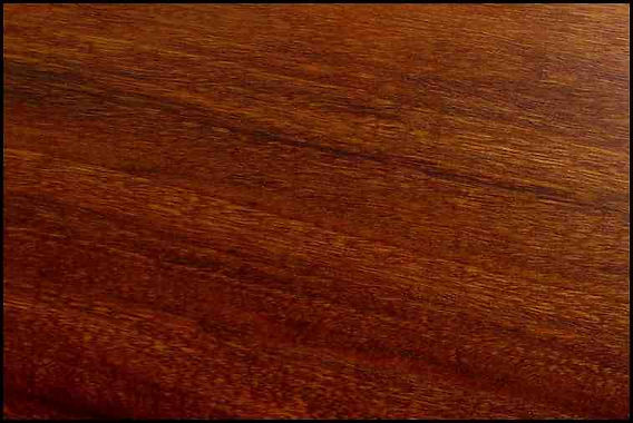 Example of Brazilian Walnut for hardwood flooring, millwork, stairs, cabinets, doors and more available from Prodigy Hardwood Interiors.
