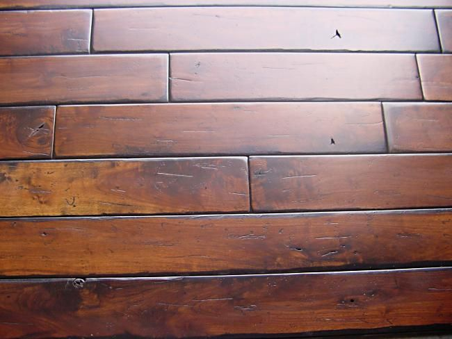 French Bleed Walnut Flooring