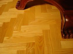 Herringbone Ash Flooring