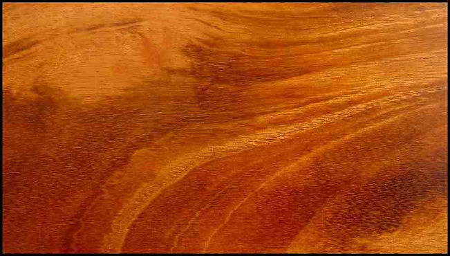 Example of Goncalo Alves for hardwood flooring, millwork, stairs, cabinets, doors and more available from Prodigy Hardwood Interiors.