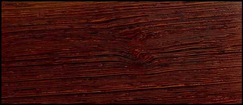 Example of Wenge for hardwood flooring, millwork, stairs, cabinets, doors and more available from Prodigy Hardwood Interiors.