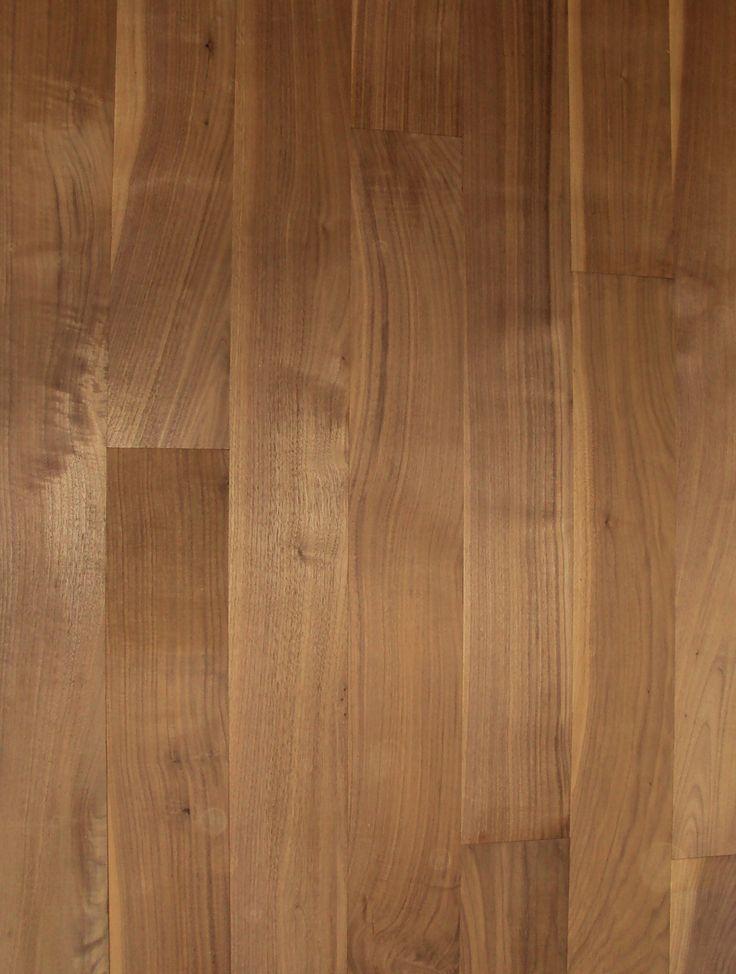 Quartersawn Walnut Flooring