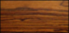 Example of Bocote for hardwood flooring, millwork, stairs, cabinets, doors and more available from Prodigy Hardwood Interiors.