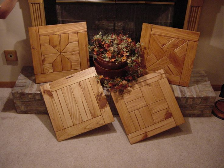 Mosaic Wood Flooring
