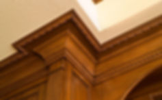 We offer precision machined hardwood trim and mouldings.