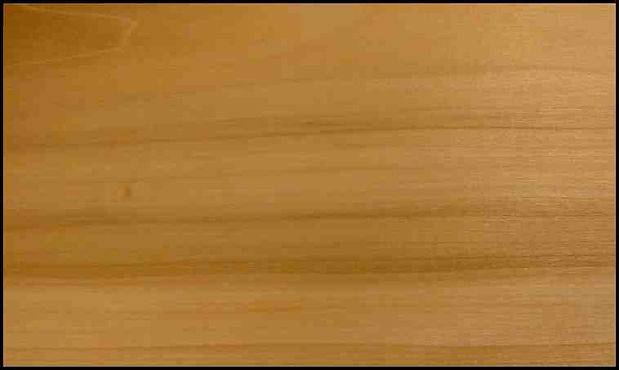 Example of Poplar for hardwood flooring, millwork, stairs, cabinets, doors and more available from Prodigy Hardwood Interiors.