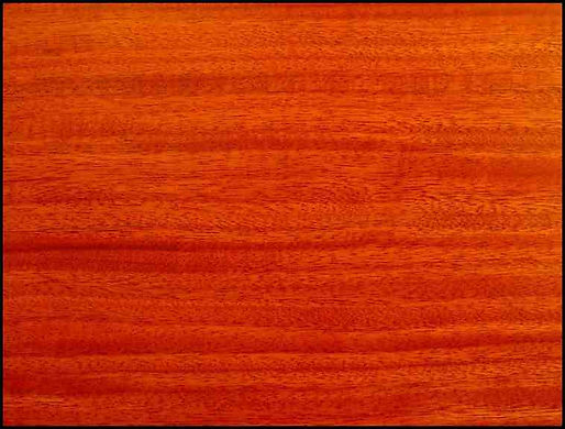 Example of Santos Mahogany for hardwood flooring, millwork, stairs, cabinets, doors and more available from Prodigy Hardwood Interiors.