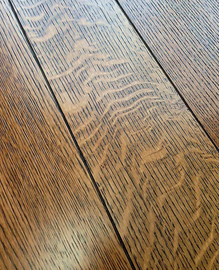 Quartered French Bleed Oak Flooring