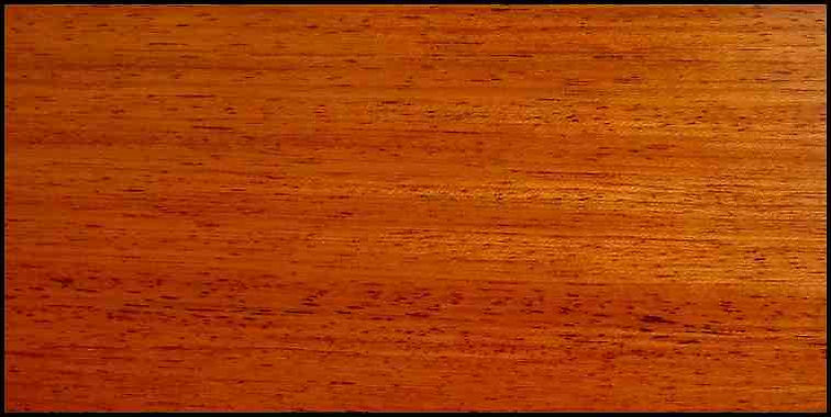 Example of Brazilian Cherry for hardwood flooring, millwork, stairs, cabinets, doors and more available from Prodigy Hardwood Interiors.