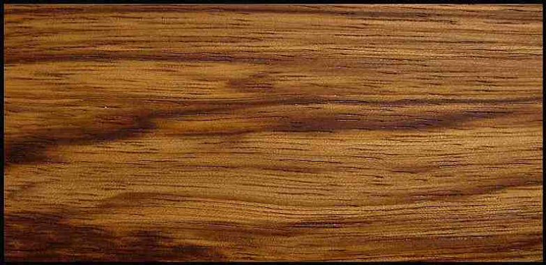 Example of Black Limba for hardwood flooring, millwork, stairs, cabinets, doors and more available from Prodigy Hardwood Interiors.