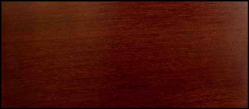 Example of Brazilian Ebony for hardwood flooring, millwork, stairs, cabinets, doors and more available from Prodigy Hardwood Interiors.