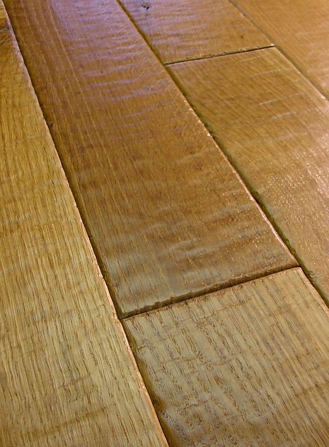 Quartersawn White Oak Flooring