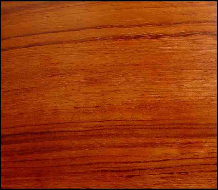 Example of Bubinga for hardwood flooring, millwork, stairs, cabinets, doors and more available from Prodigy Hardwood Interiors.