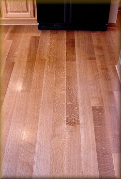 Tiger Oak Flooring