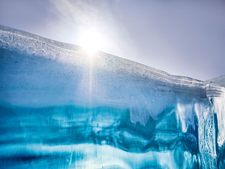 Canva - A Blue Glacier Under The Sun.jpg
