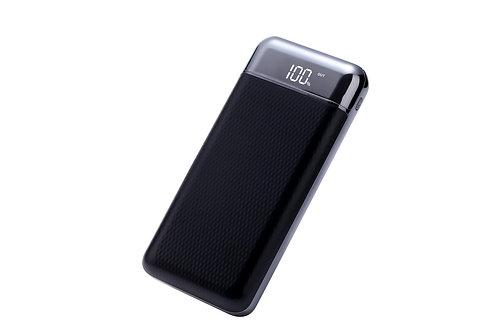 Y8 20000mAh LCD Display Slim Power Bank with flashlight