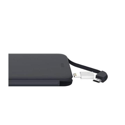 5000mAh Mini credit card power bank charger