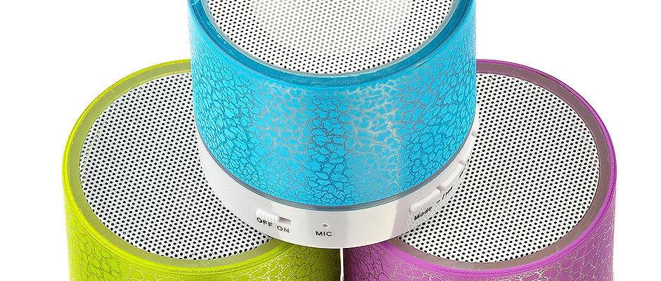 Good Price LED Night Bluetooth speaker gift