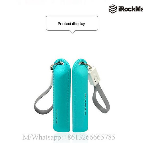2200mAh Promotional BIS Power Banks & Chargers