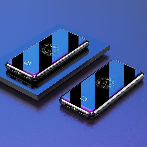 10000mah 10w wireless 18w QC/PD Fast Charging Power Bank