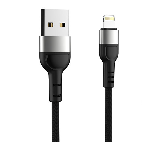 1meter iPhone USB A To Apple lightning cable 2.4A