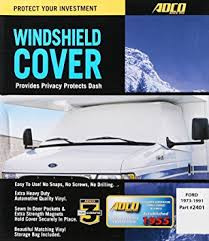 ADCO RV Class C Ford Windshield Cover
