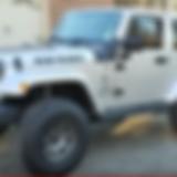 RV Toad Jeep JK
