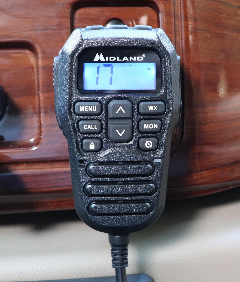Midland MXT275 Micromobile GMRS Radio