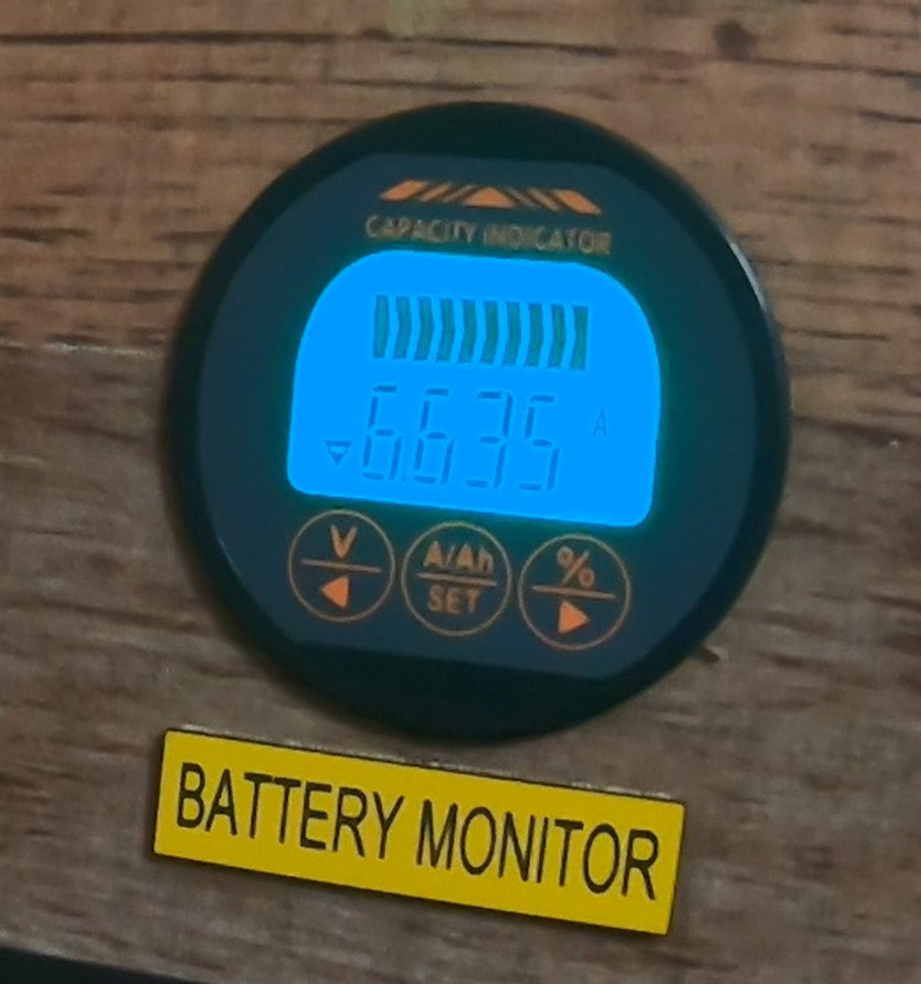 AiLi Battery Monitor