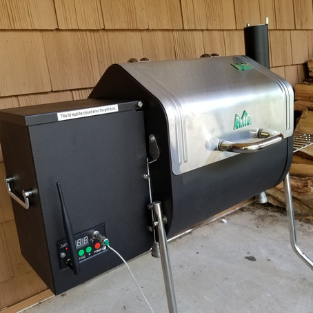 Green Mountain Grill Davy Crockett - Best Portable and WiFi GMG Pellet Smoker