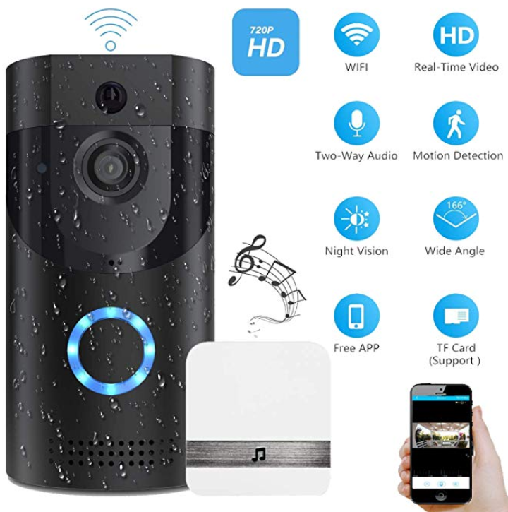 Wonbo Smartphone Video Doorbell