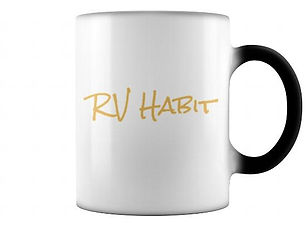 RV Habit Rock Salt Coffee Mug