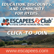 escapees rv club join now